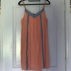 Entro peach sundress